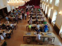 27.ročník mezinárodního šachového turnaje JESENÍK OPEN - výsledky 8.kola