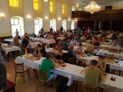28. ročník mezinárodního šachového turnaje JESENÍK OPEN má za sebou již první tři kola
