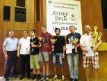 Jubilejní 30. ročník mezinárodního šachového turnaje JESENÍK OPEN již zná své vítěze